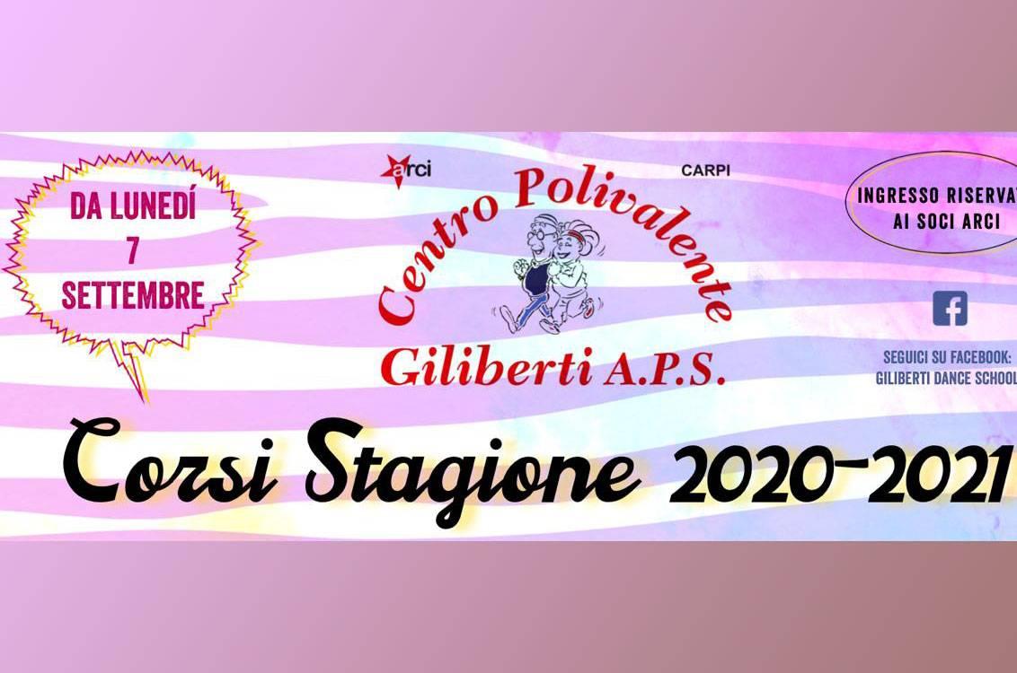 Corsi stagione 2020 2021