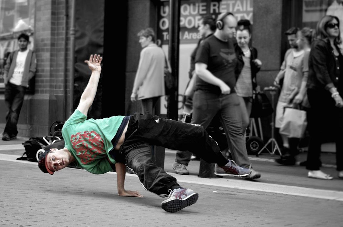 Corsi di hip hop teen
