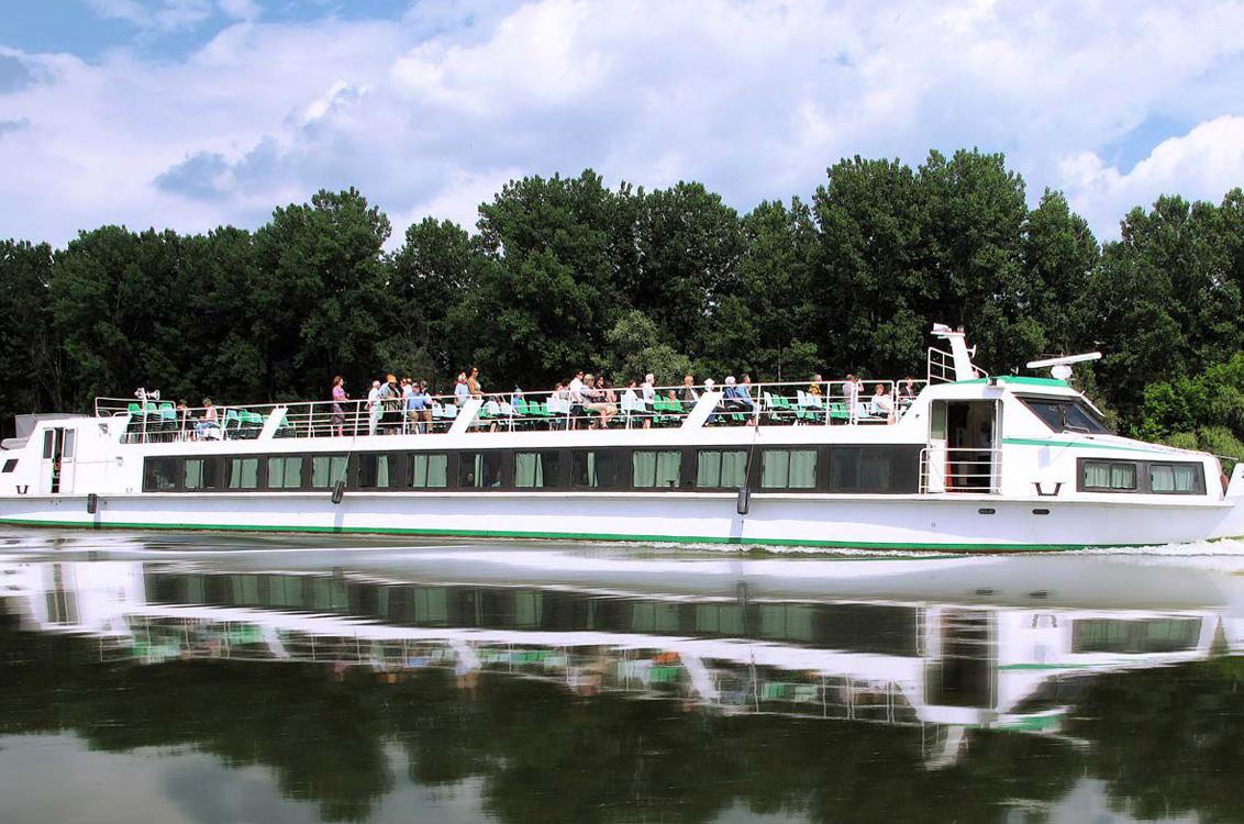 Navigazione sul Lago di Mantova
