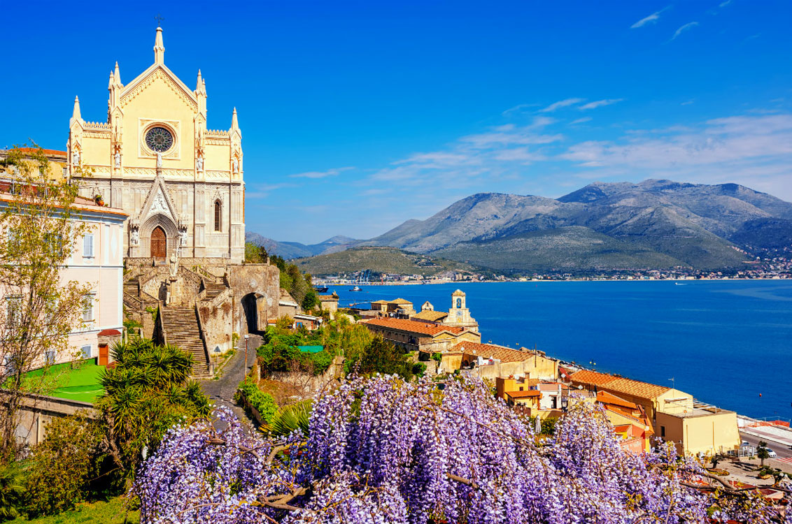 Tra Lazio e Campania